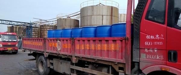 乙酸酐运输案例
